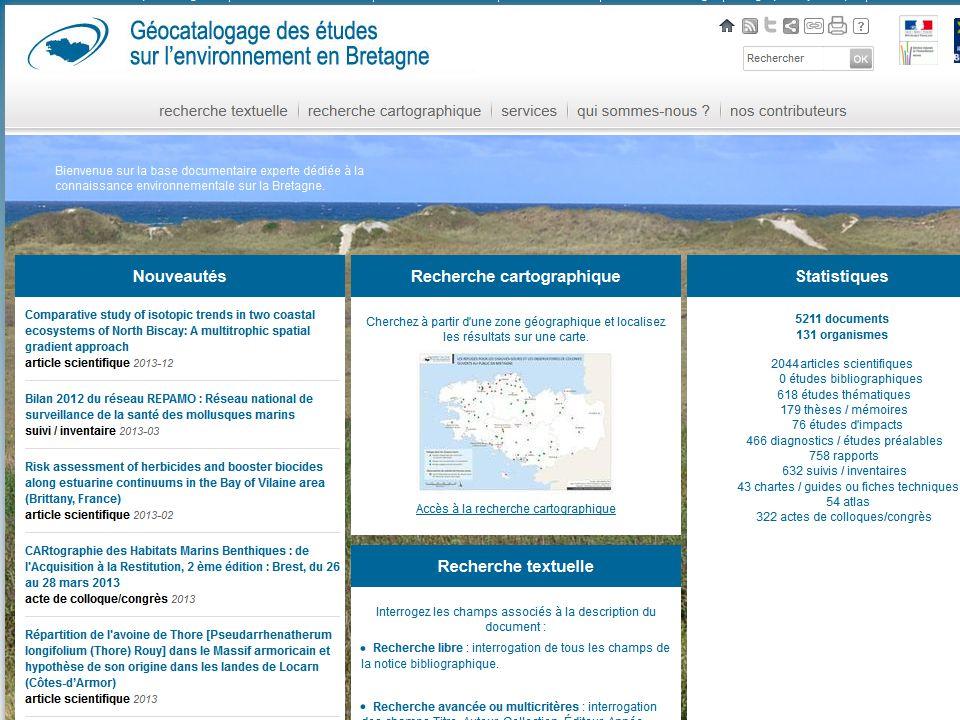 | Groupement dintérêt public Bretagne environnement 32