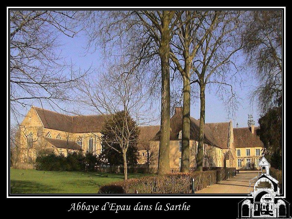 Abbaye des Prémontrés en Lorraine