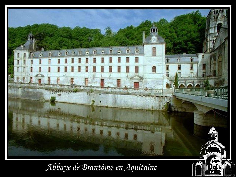 Abbaye dEpau dans la Sarthe
