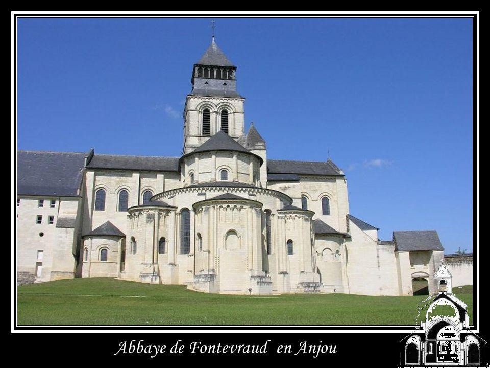 Abbaye de Brantôme en Aquitaine