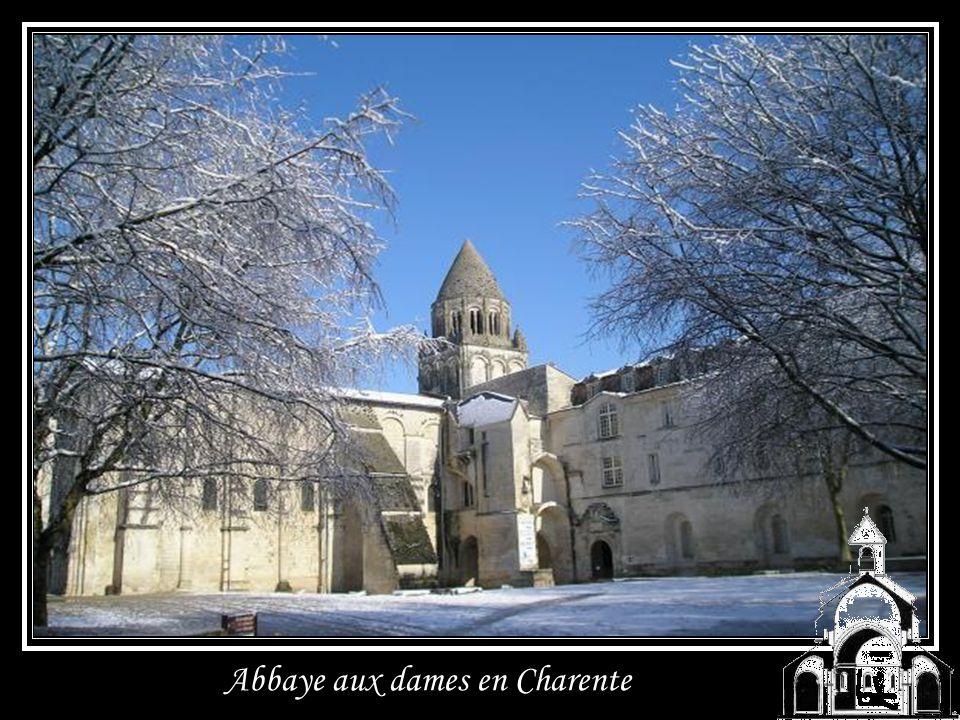Ces abbayes qui se visitent un peu partout en France