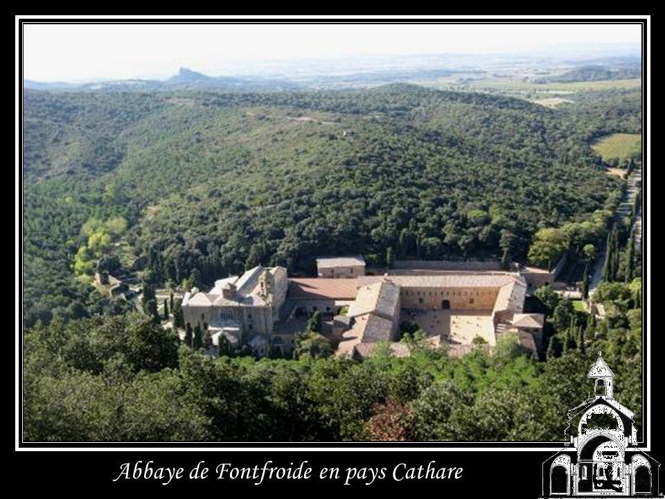 Abbaye de Cluny dans la Saône
