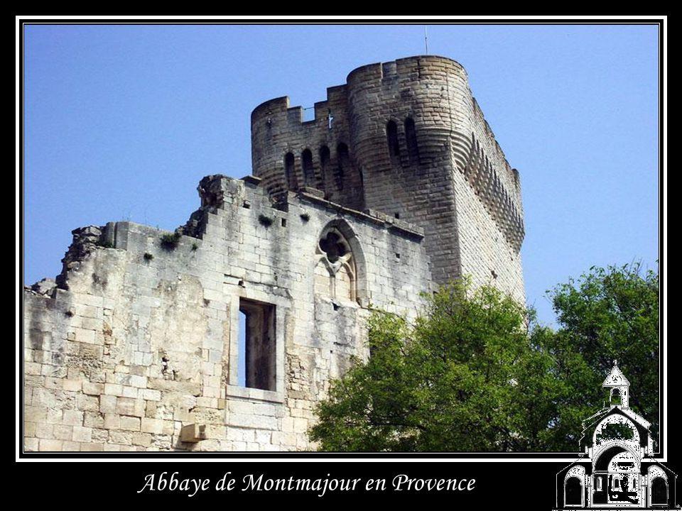 Abbaye de Saint Savin dans le Poitou