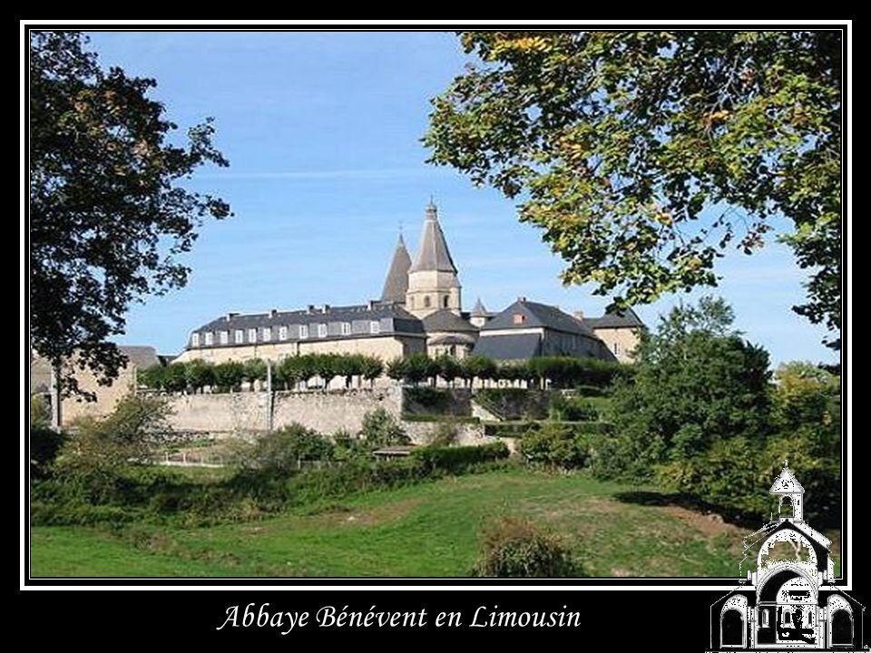 Abbaye aux dames en Charente