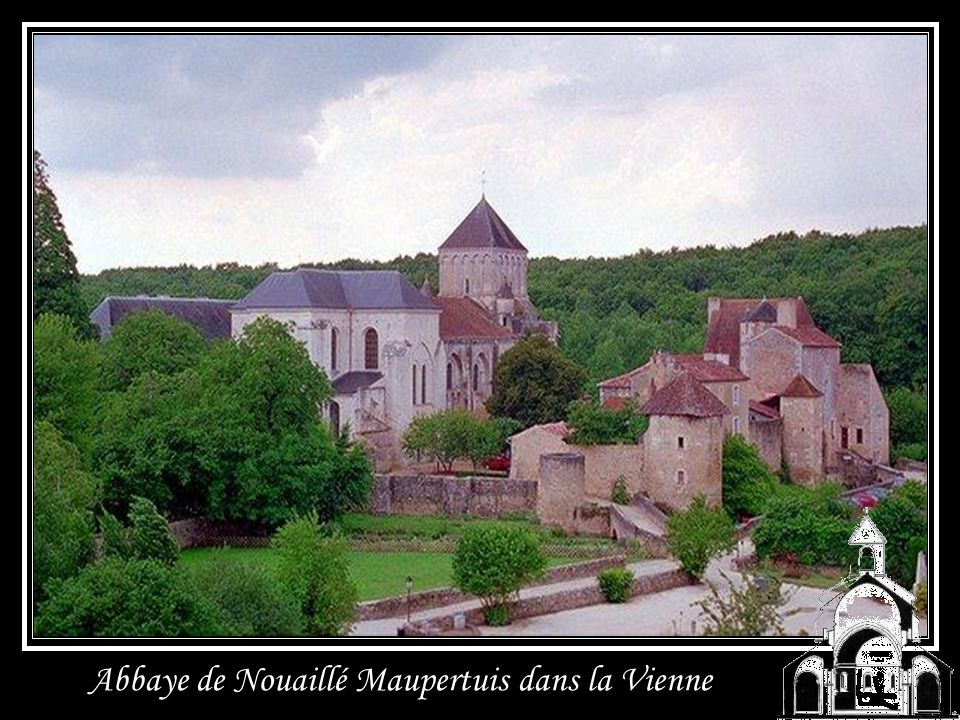 Abbaye de Saint Antoine en Dauphiné