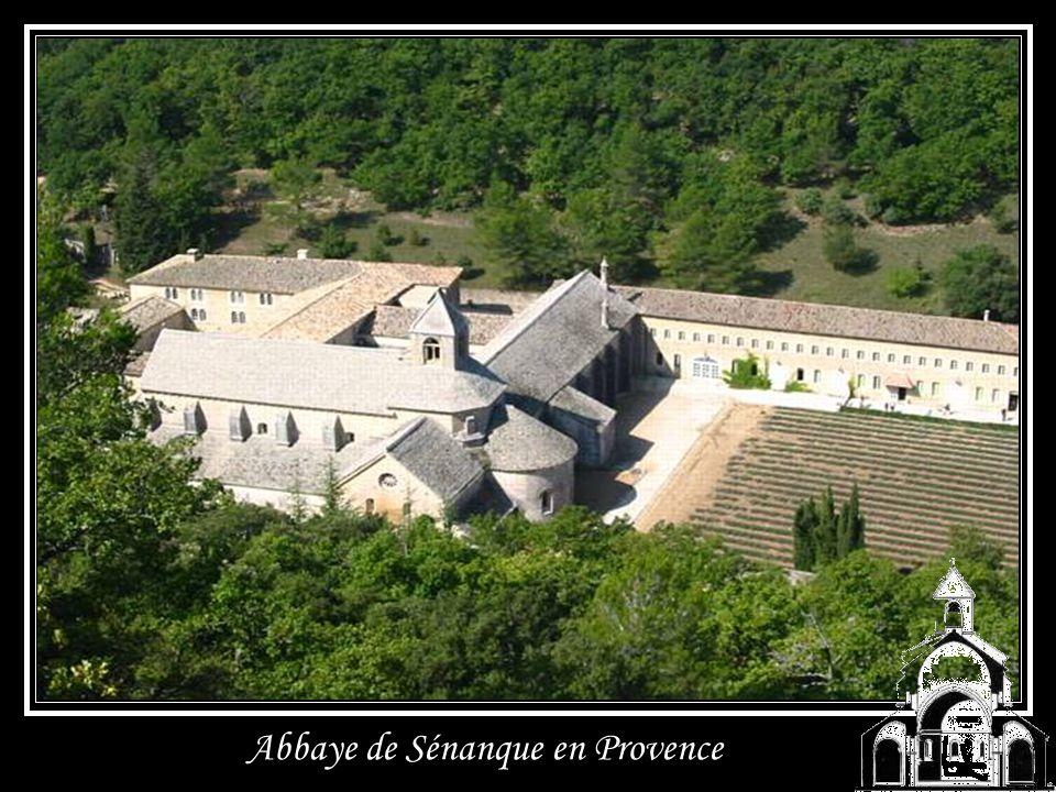 Abbaye de Nouaillé Maupertuis dans la Vienne