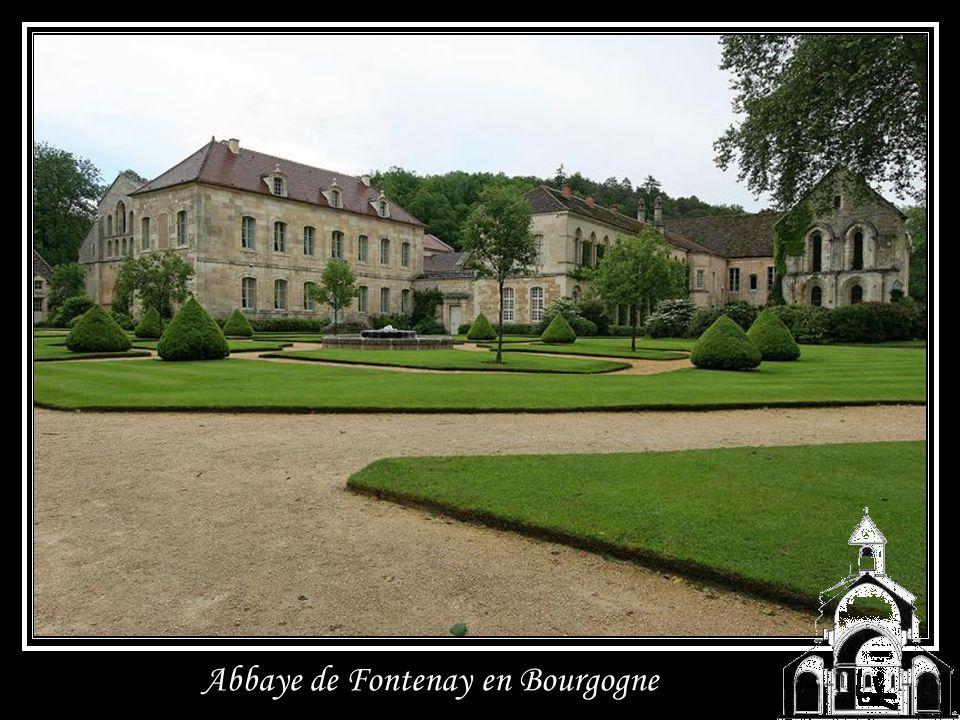 Abbaye Notre Dame de Noirlac dans le Centre