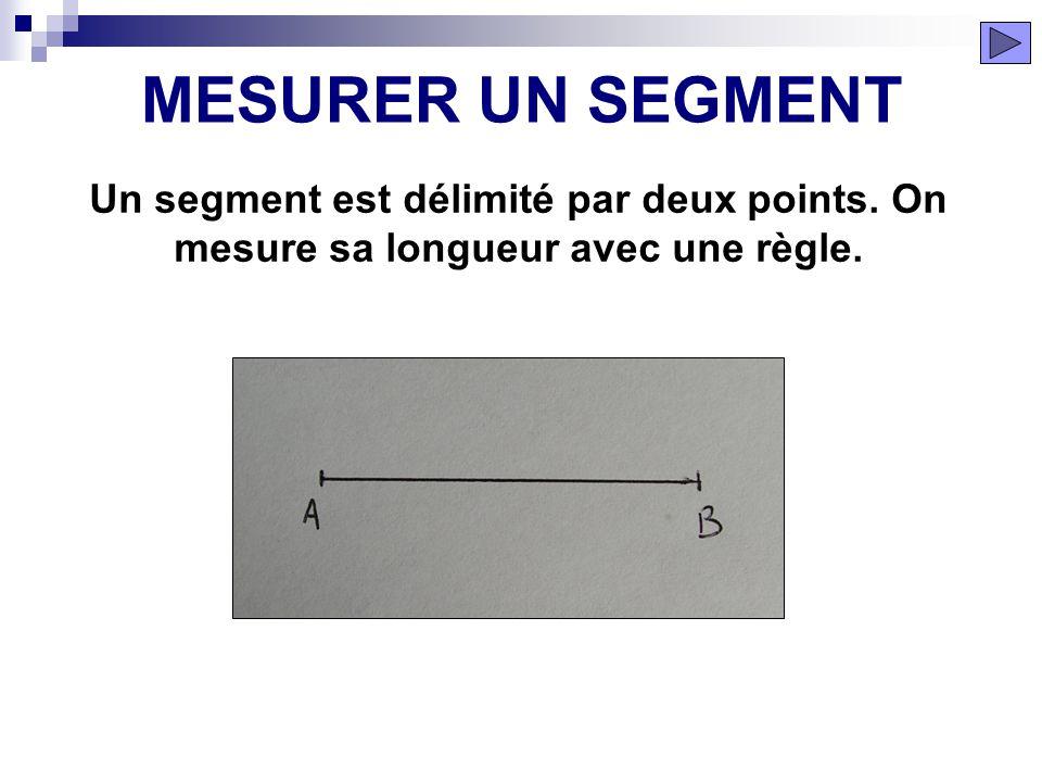 ÉTAPE 7 REPORT DUN ANGLE L'angle obtenu est de la même mesure que l'angle de départ.