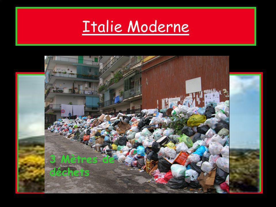 Italie Moderne Les atouts et les problèmes de Naples : Atouts : vitalité extraordinaire, cris joyeux dans les rues, la musique dans lair, lénergie rés