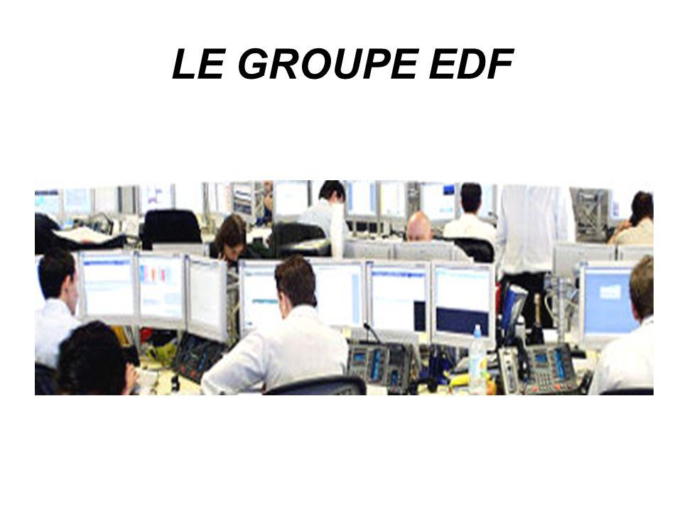 LE GROUPE EDF
