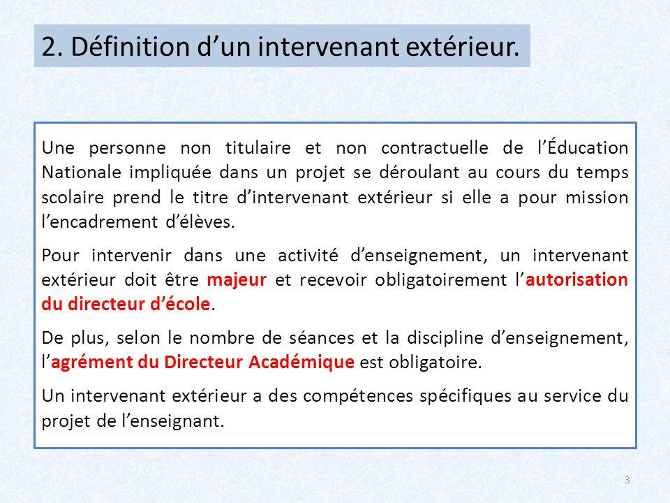 2.Un cadre départemental.