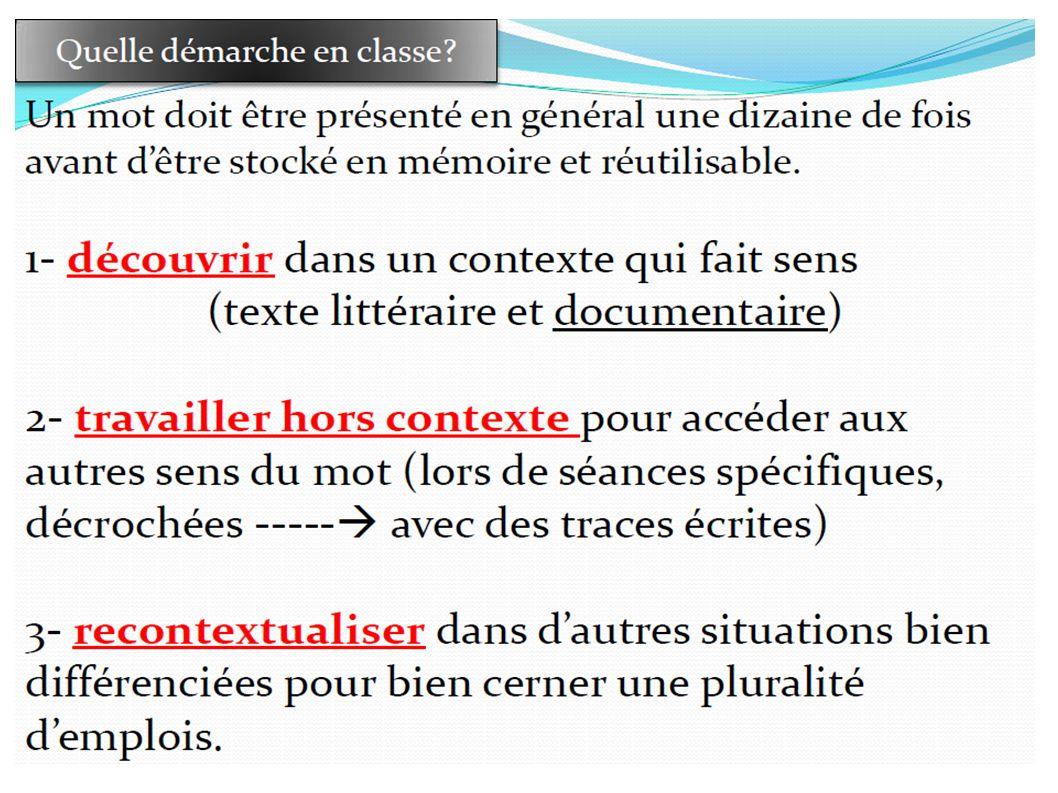 DES ACTIVITES, DES JEUX ET DES RITUELS AUTOUR DU DICTIONNAIRE : Activité 1 : Mots croisés -trouver le mot correspondant à la définition puis le placer dans une grille.