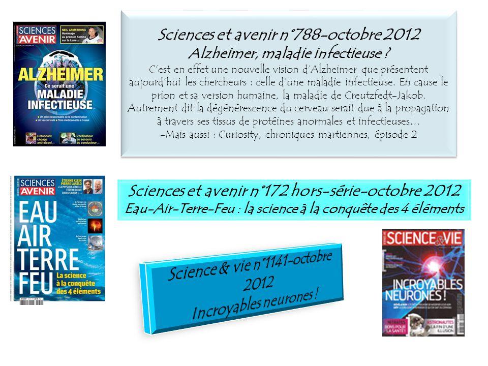 La recherche n°468-octobre 2012 -Les nouvelles voies de limmunité : le rôle des microbes-le renouveau des greffes- pourquoi la mère tolère le fœtus .