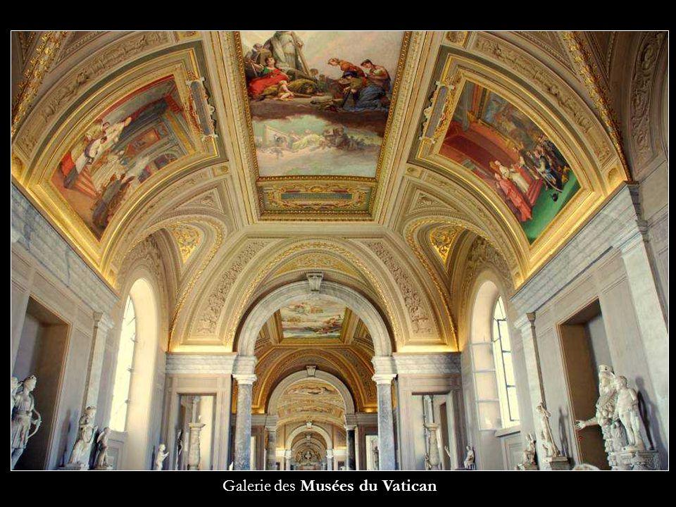 Galerie des Musées du Vatican