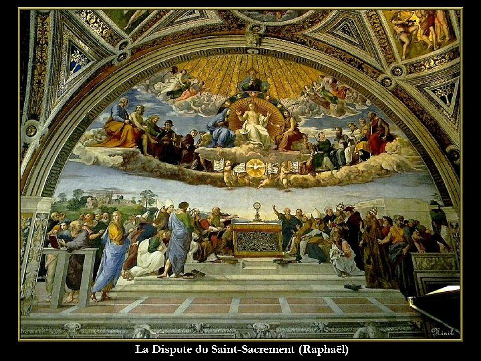 Chambre de l incendie du Borgo, 1514-1517