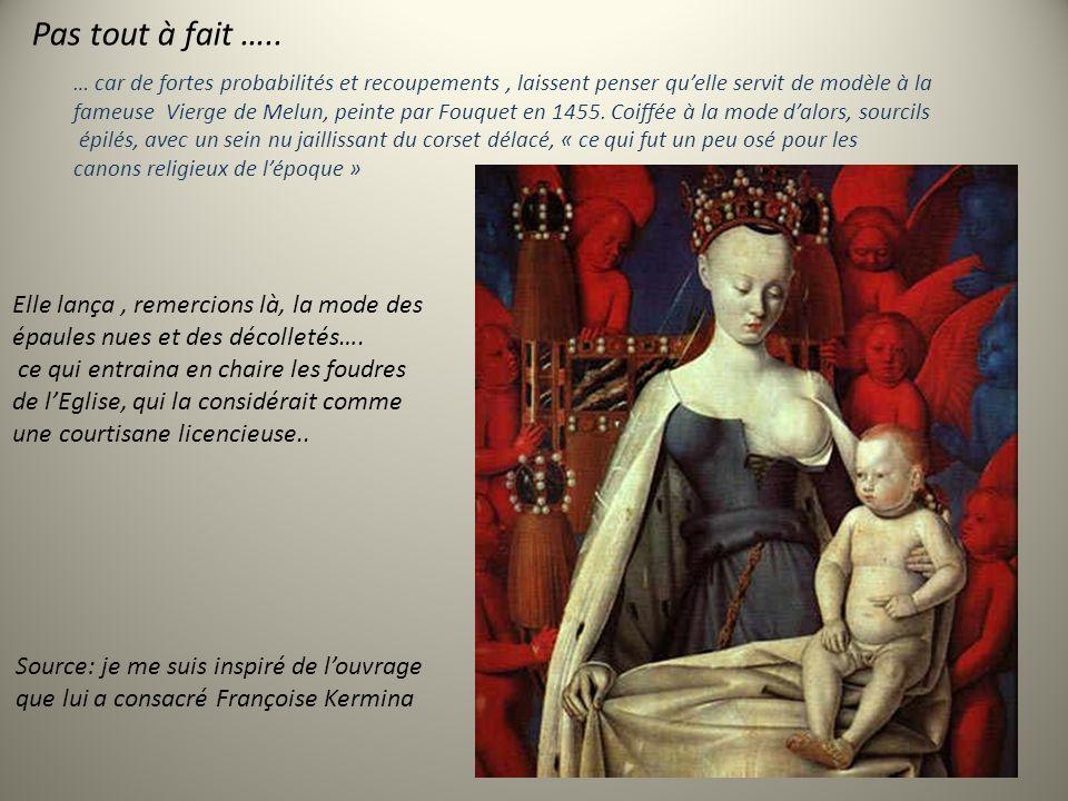 De petite noblesse Agnès fut élevée par sa protectrice Isabelle de Lorraine, recevant une éducation raffinée, en partie à la cour du roi René. Charles