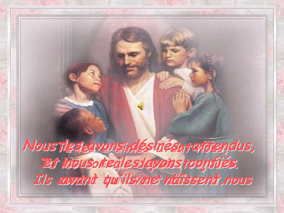Mamans… pour toujours Nous sommes ici devant Toi, Seigneur, nous, les mères, pour Te parler encore une fois, deux, de nos enfants. deux, de nos enfant