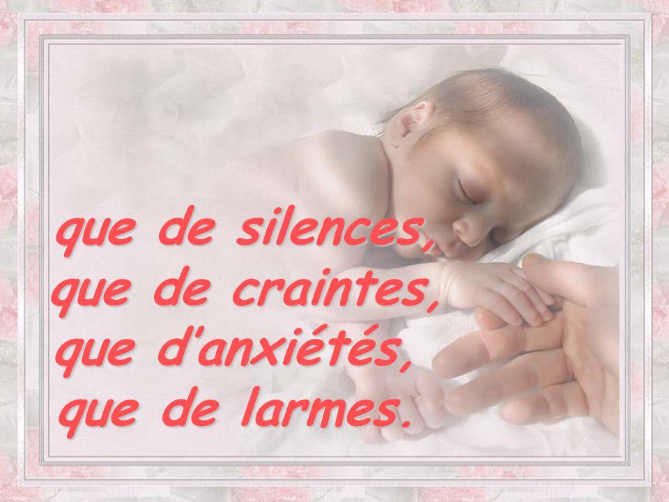 Nous, les mères, comme la tienne, nous connaissons et nous vivons toutes les nuances de lamour et de la douleur.