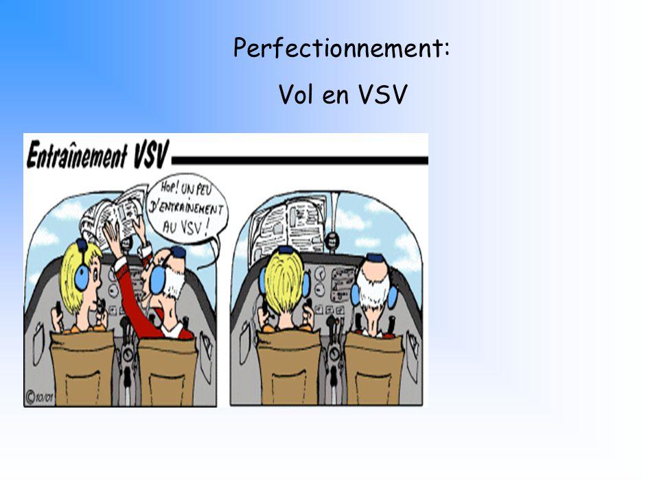 Perfectionnement: Vol en VSV