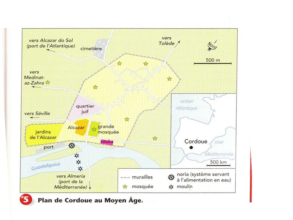 Cordoue est une ville de la province espagnole Al Andalus.