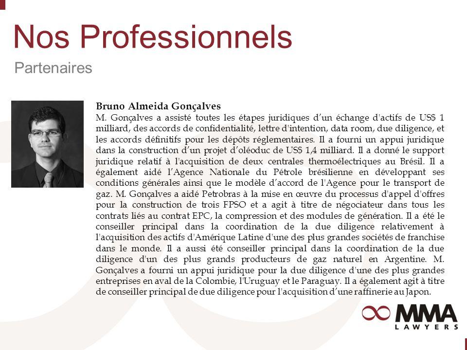 Nos Professionnels Partenaires Bruno Almeida Gonçalves M.