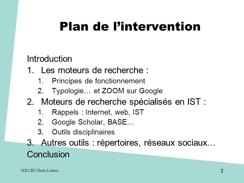 SID2 BU Droit-Lettres 3 1.