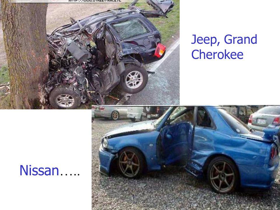 Jeep, Grand Cherokee Nissan …..