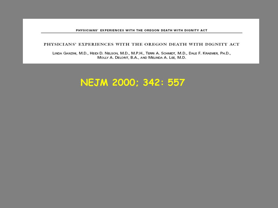 NEJM 2000; 342: 557