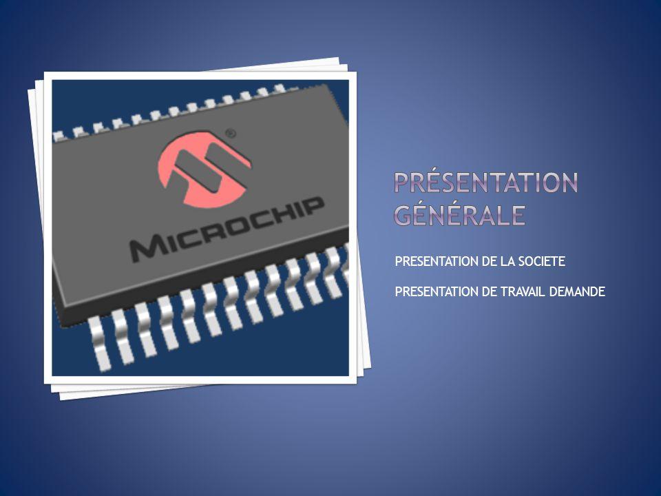 Microchip Technology Incorporated: fournisseur leader dans le domaines des solutions embarquées programmables.