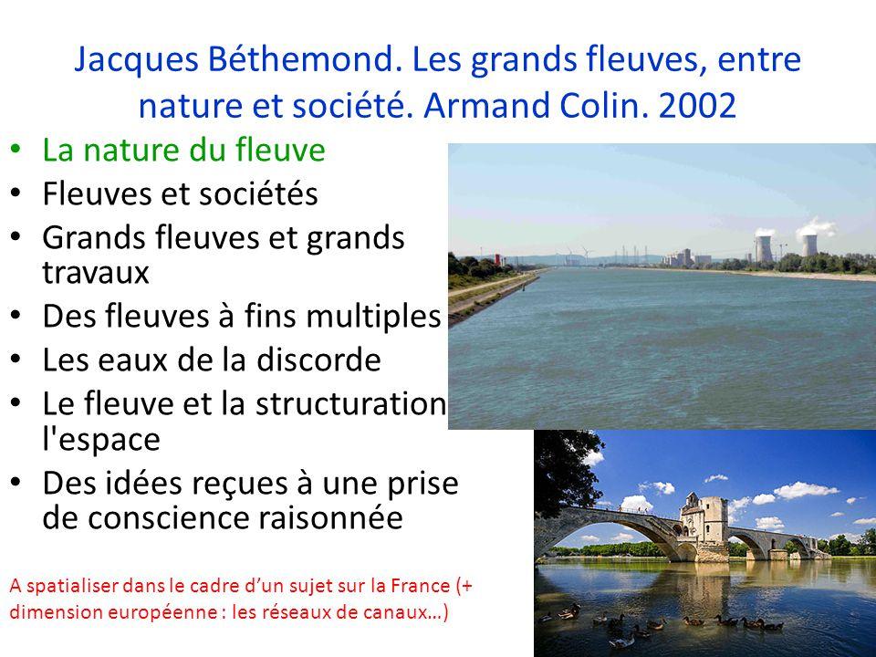 I3 La géographie nest plus une science de la description ou un art du terrain Petit jeu : de qui est la citation suivante (une géographie très classique) .