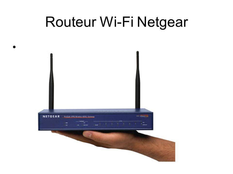 Routeur Wi-Fi Netgear