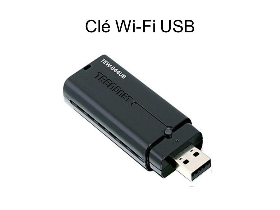 Clé Wi-Fi USB