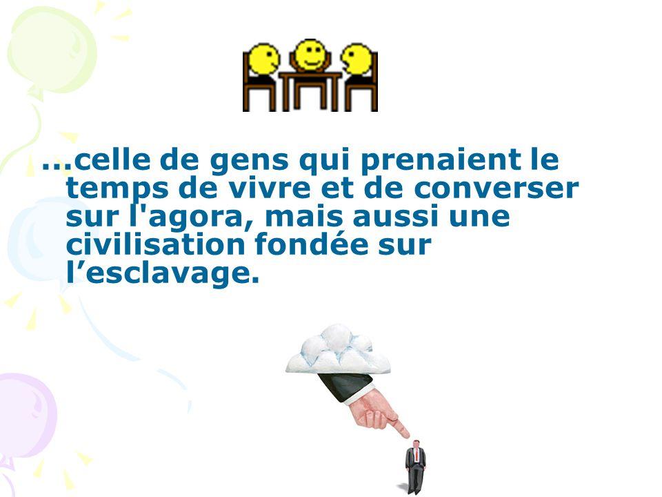 …une meilleure maîtrise de la langue française, Choisir ou continuer le grec au lycée, cest acquérir...
