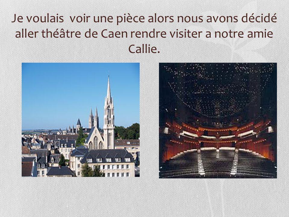 Jai visité le Louvre dans Paris et jai vu les tableaux « Les Noces de Cana » et « le Serment des Horaces »