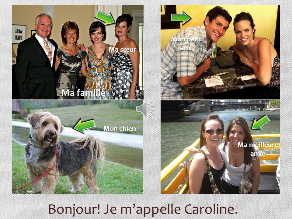 Caroline Dillon JE VAIS A LUNIVERSITÉ PARIS!