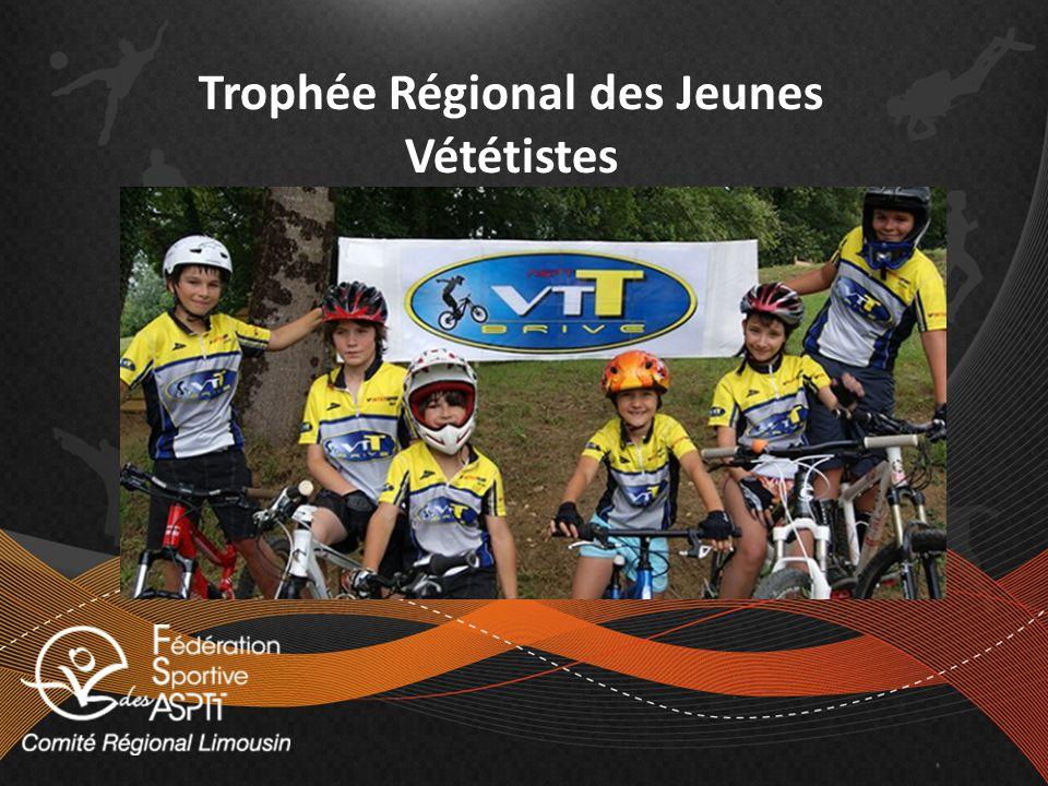 Trophée Régional des Jeunes Vététistes