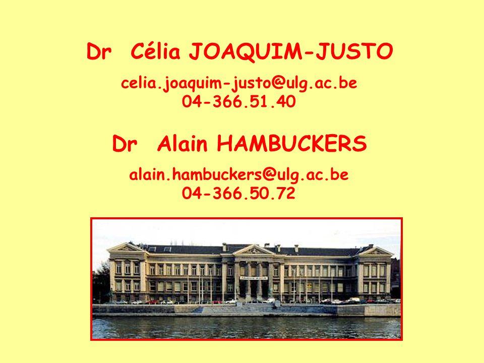 www.biosyst.ulg.ac.be/pdf.htm Présentations ppt des cours théoriques (validité: 2 semaines) Horaires et sujets des TP Errata des notes de cours Informations ponctuelles diverses