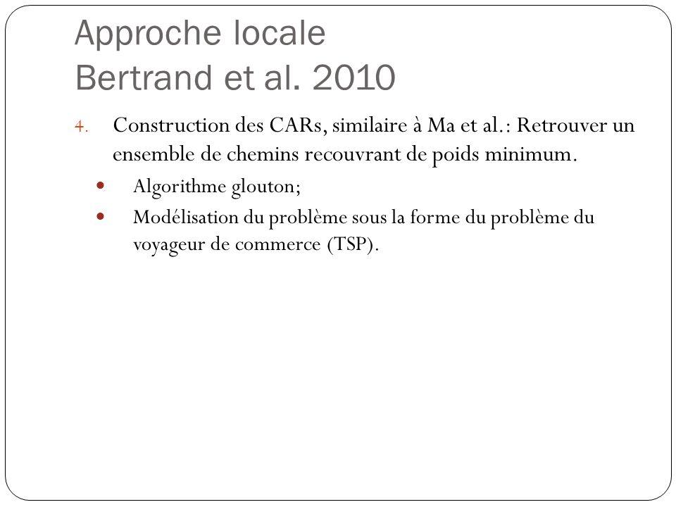 Approche locale Bertrand et al.2010 4.