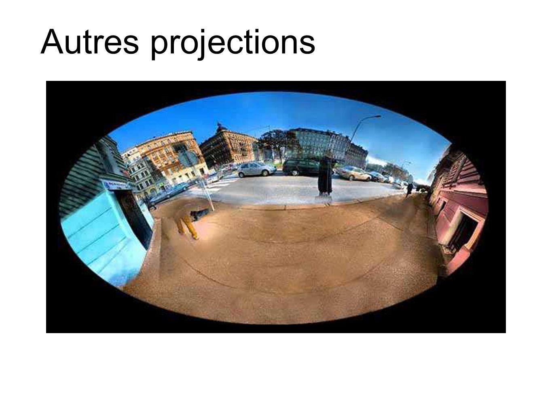 Autres projections