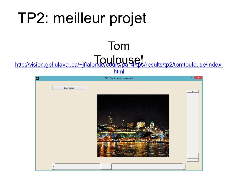 Estimer les paramètres de la caméra http://www.vision.caltech.edu/bouguetj/calib_do c/