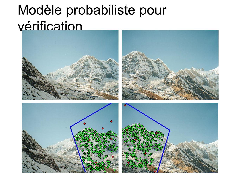 Modèle probabiliste pour vérification