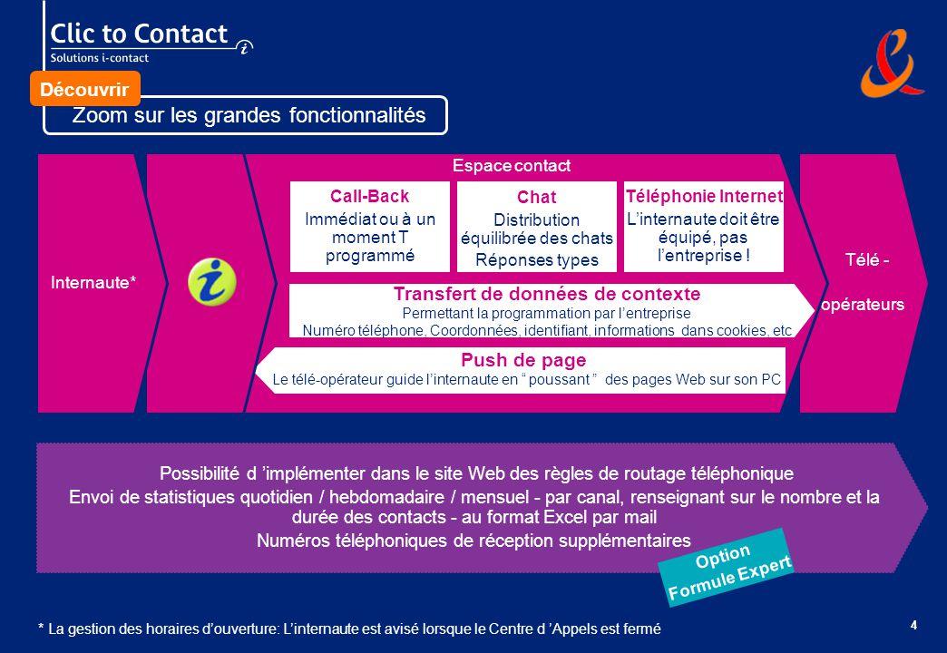 4 Télé - opérateurs Espace contact Téléphonie Internet Linternaute doit être équipé, pas lentreprise .