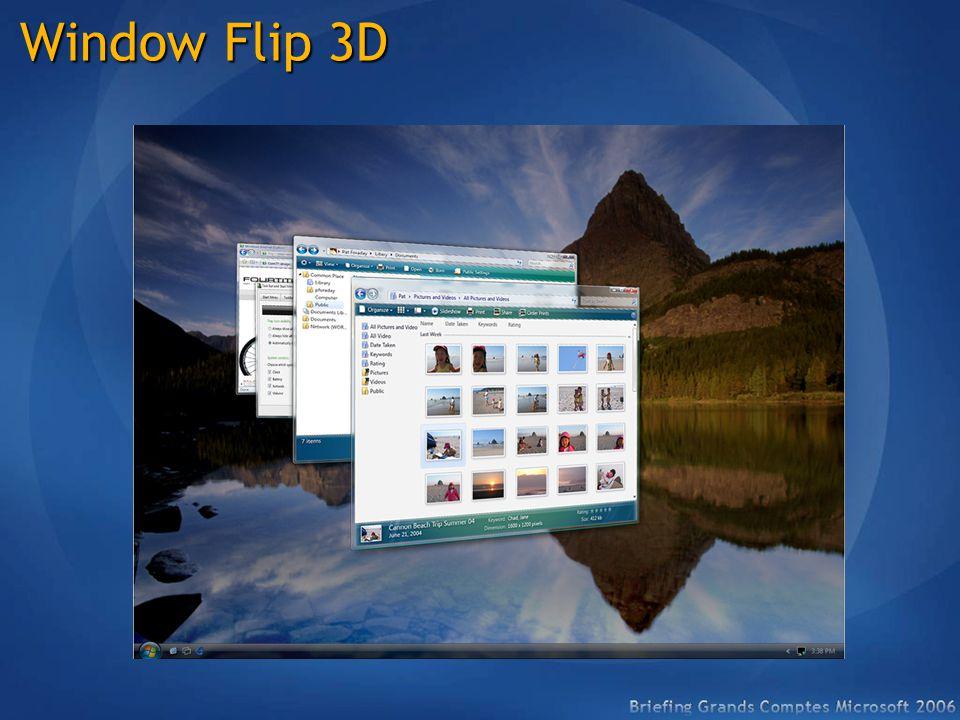 Window Flip 3D