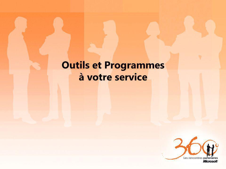 Outils et Programmes à votre service