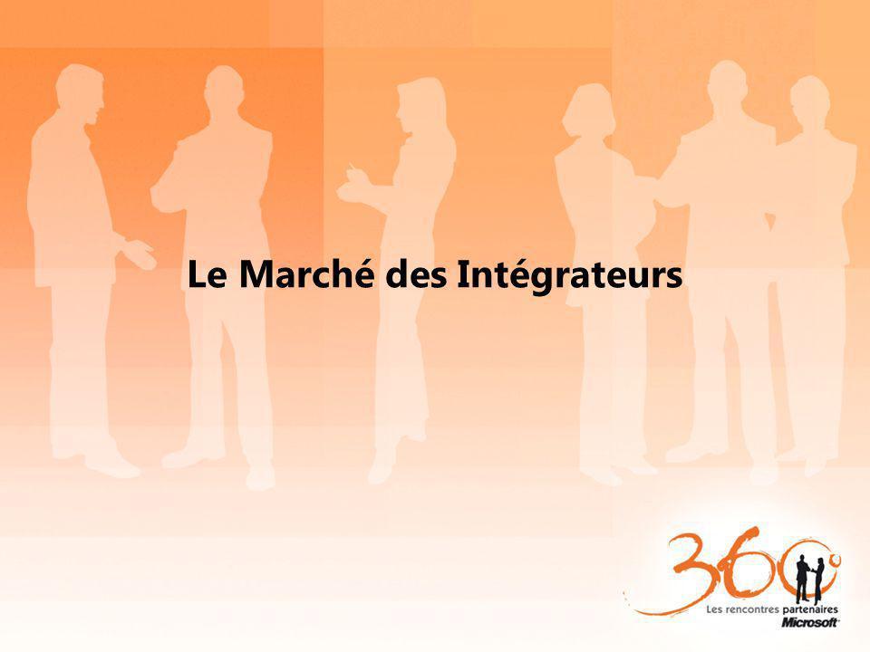 Le Marché des Intégrateurs