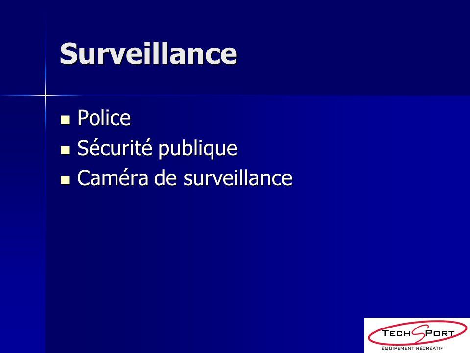 Surveillance Police Police Sécurité publique Sécurité publique Caméra de surveillance Caméra de surveillance