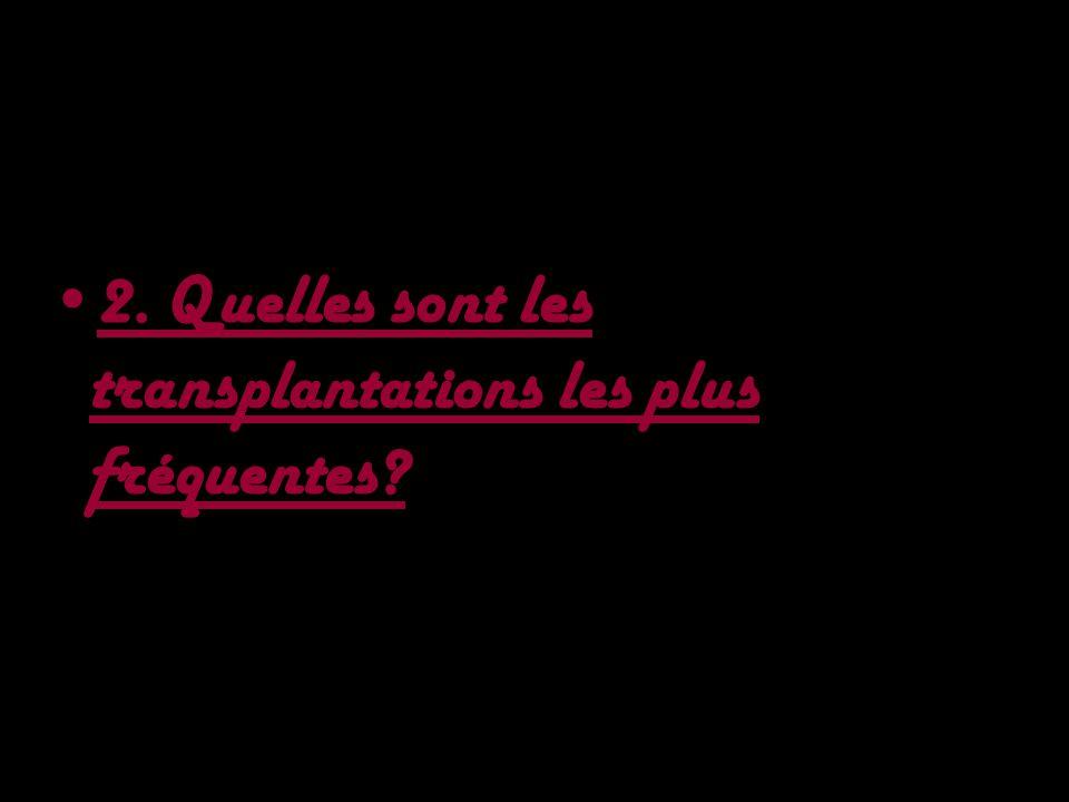 a) Transfusions de sang Transfusion: cest laction qui a pour but de prendre le sang dun donneur sain et de le faire passer dans les veines de lautre.