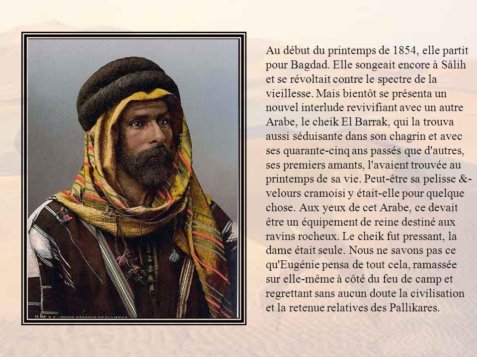 La Syrie se nommait au XIXème siècle Bilad el-Cham