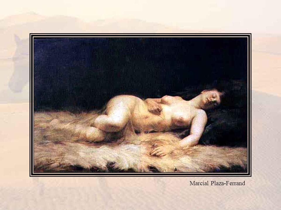 Ils passèrent ainsi quelques journées et quelques nuits voluptueuses dans le désert, ce qui distrayait agréablement Jane de sa mélancolie.