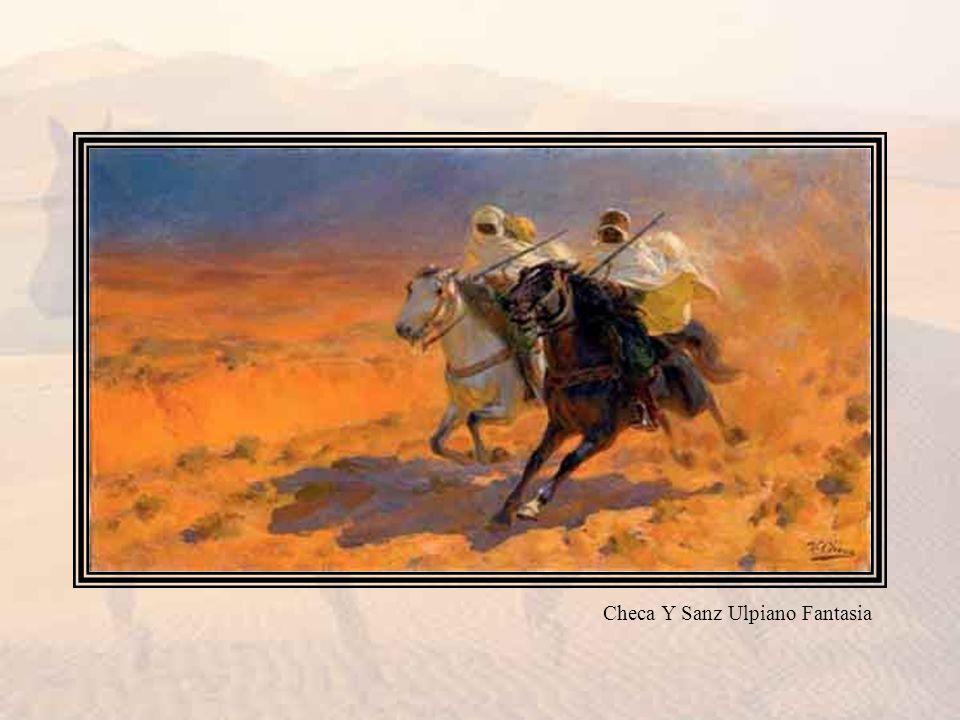 Elle parle souvent aussi de la djerid ou fantasia, cette charge sauvage à corps perdu des cavaliers bédouins, panache arabe traditionnel qui se pratiquait du Maroc à l Arabie.